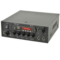 Digital Stereo Amplifier with Bluetooth