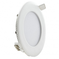 Red Arrow, SP6W-60, 6W 6000K Circular LED Panel – 120mm Dia White Trim[SP6W-60]